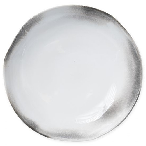 Vietri Aurora Ash Shallow Bowl