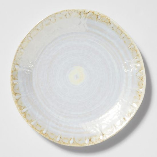 Vietri Perla Dinner Plate
