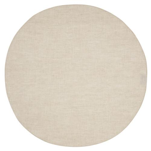 Mode Living Pure Linen Round - Set of 4