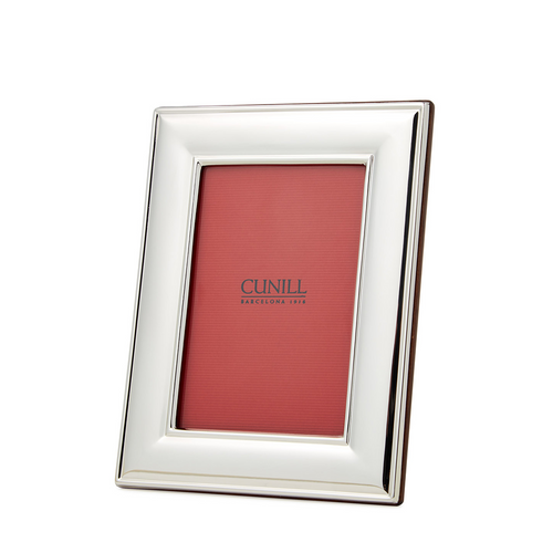 Cunill Sterling Silver London Picture Frame