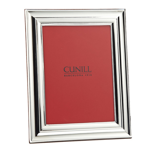 Cunill Sterling Silver Empire Picture Frame