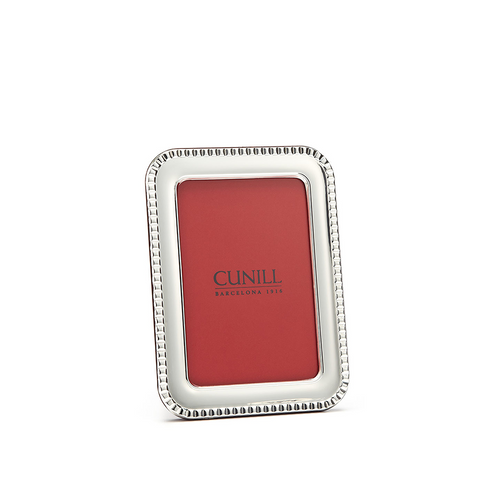 Cunill Sterling Silver Paris Picture Frame