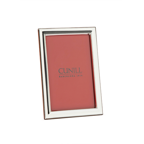 Cunill Sterling Silver Isabella Picture Frame