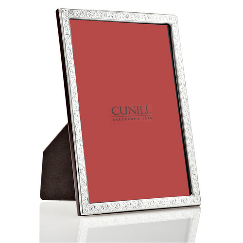 Cunill Sterling Silver Marseille Picture Frame