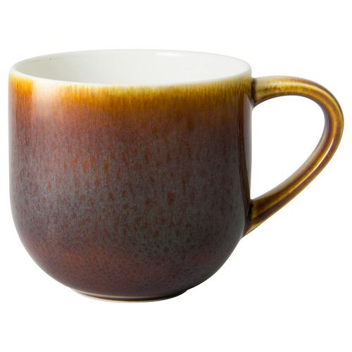Royal Crown Derby Flamed Caramel 12 oz Mug