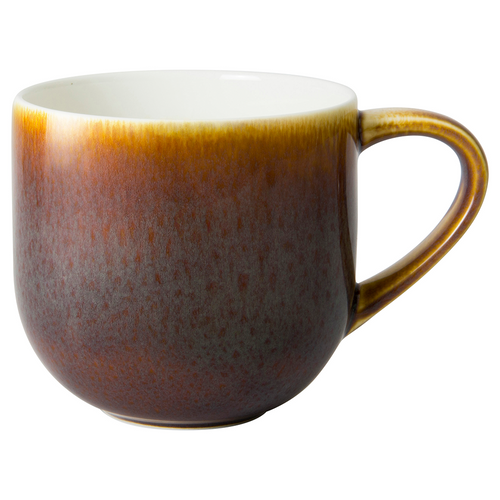 Royal Crown Derby Flamed Caramel 12 oz Mug