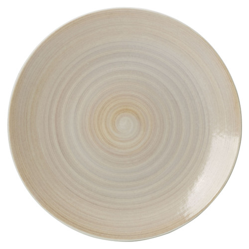 """Royal Crown Derby Classic Vanilla 10"""" Luncheon Plate"""