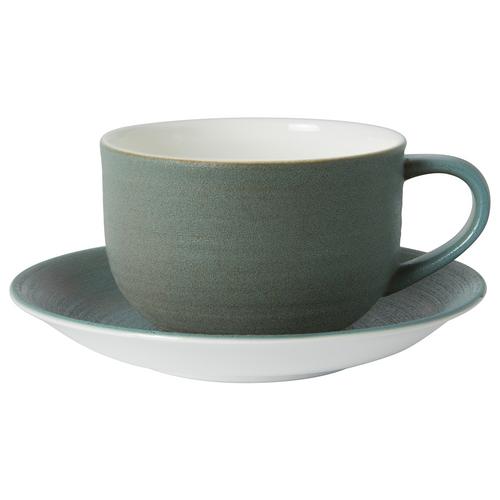 Royal Crown Derby Ocean Whisper Tea Saucer