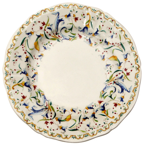 Gien Toscana Canape Plate