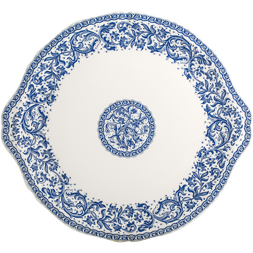 Gien Rouen 37 Cake Platter