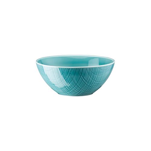 Rosenthal Mesh Aqua Cereal Bowl