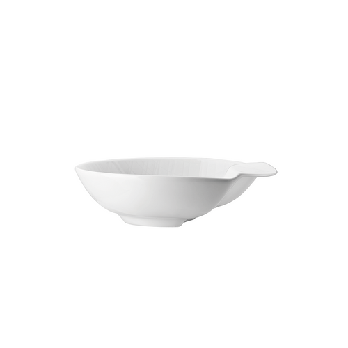 Rosenthal Mesh White Accent Plate