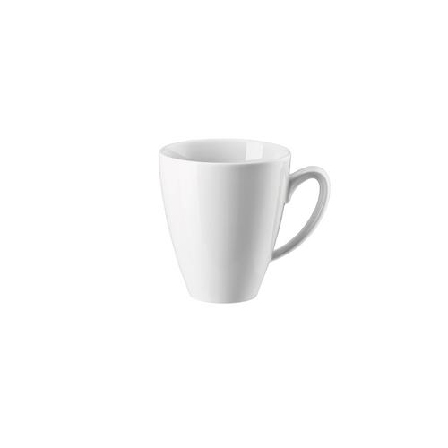 Rosenthal Mesh White Mug with Handle
