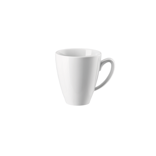 Rosenthal Mesh White Mug with Handle