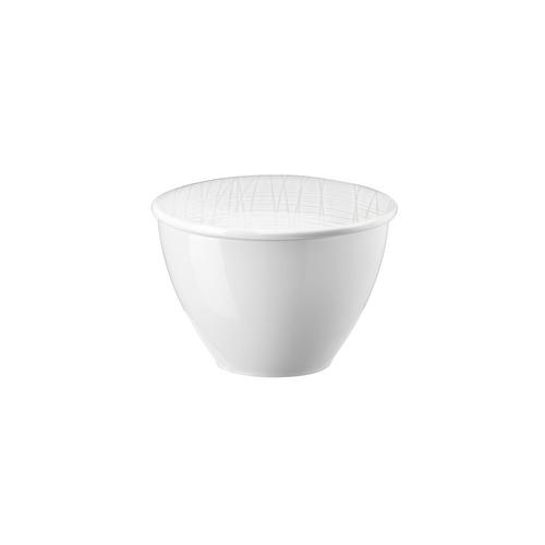 Rosenthal Mesh White Sugar Bowl