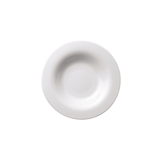 Rosenthal Moon White Rim Soup