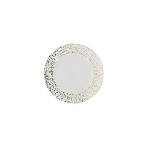 Rosenthal TAC 02 Skin Gold Salad/Dessert Plate