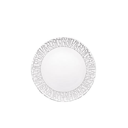 Rosenthal TAC 02 Skin Platinum Dinner Plate