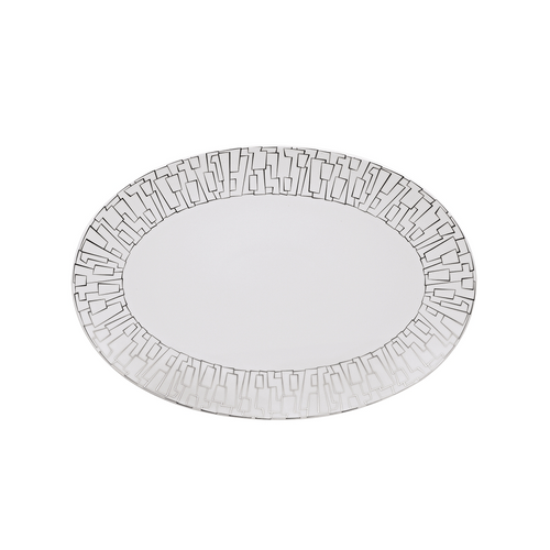 Rosenthal TAC 02 Skin Platinum Platter
