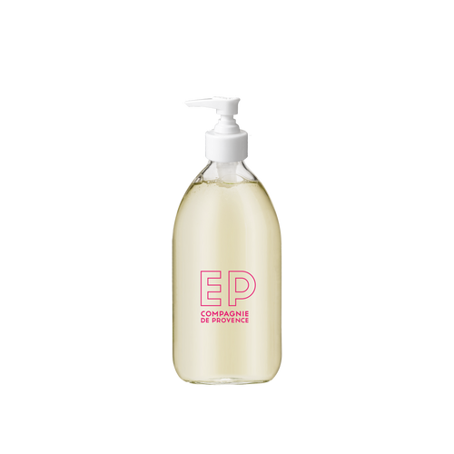Compagnie de Provence Liquid Soap Wild Rose 16.9 fl oz - Glass Bottle
