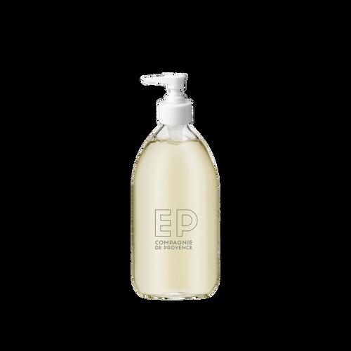 Compagnie de Provence Liquid Soap Olive Wood 16.9 fl oz - Glass Bottle