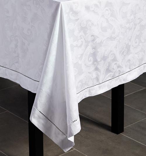 Sferra Acanthus Tablecloth