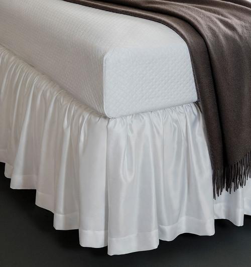 Sferra Giotto Bed Skirt (Plain Hem)