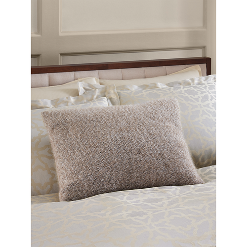Sferra Collio Decorative Pillow - Champagne