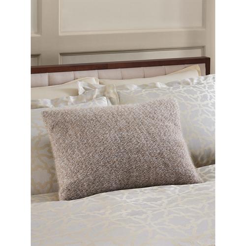 Sferra Collio Decorative Pillow - Champagne