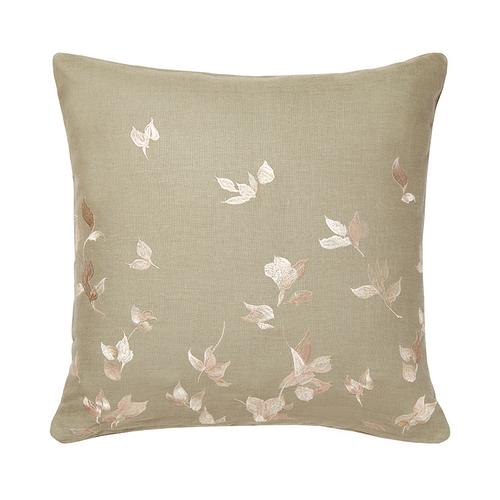 Sferra Miada Decorative Pillow - Olive
