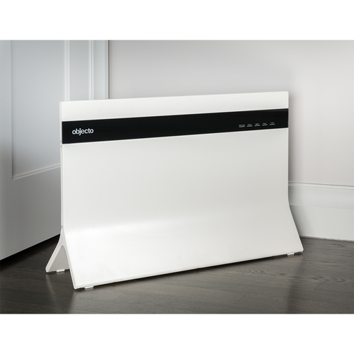 Objecto T3 Panel Heater With Touch Screen Temp & Remote Control - White