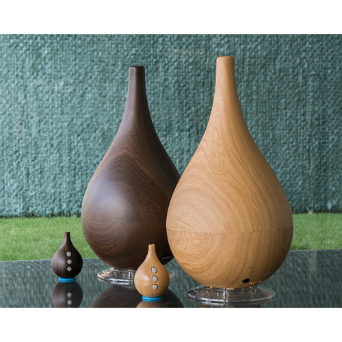 Objecto W4 Wooden Limited Edition Humidifier With Aroma Therapy & Remote Control