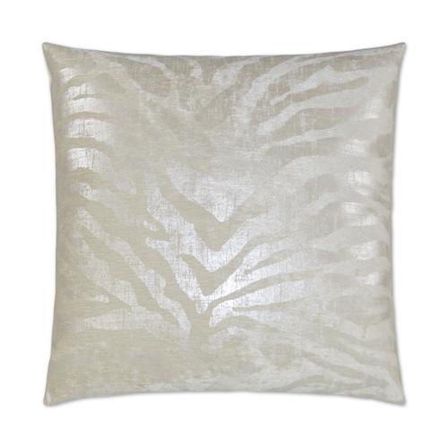 DV KAP Sculpt Decorative Pillow - Ivory 22x22
