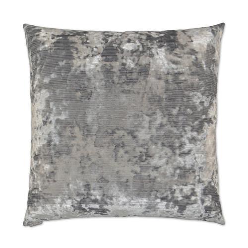 DV KAP Miranda Decorative Pillow - Silver 22x22