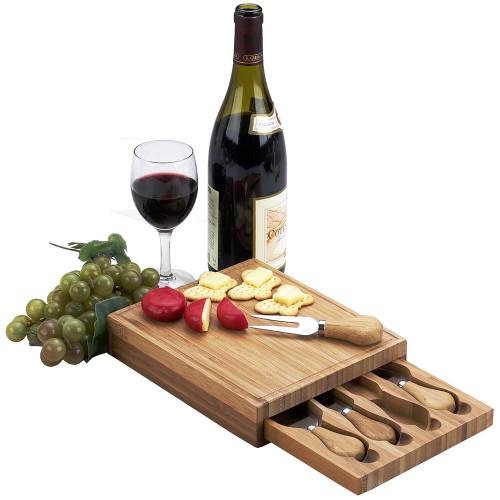 Picnic At Ascot Edam Cheese Board Set