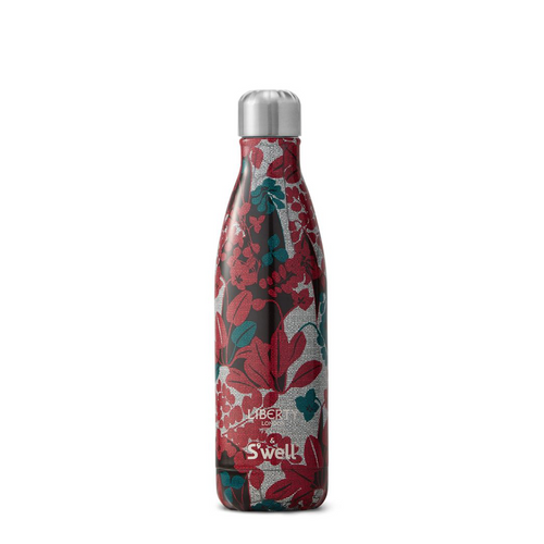 S'well Insulated Stainless Steel Water Bottle - Marina -17oz