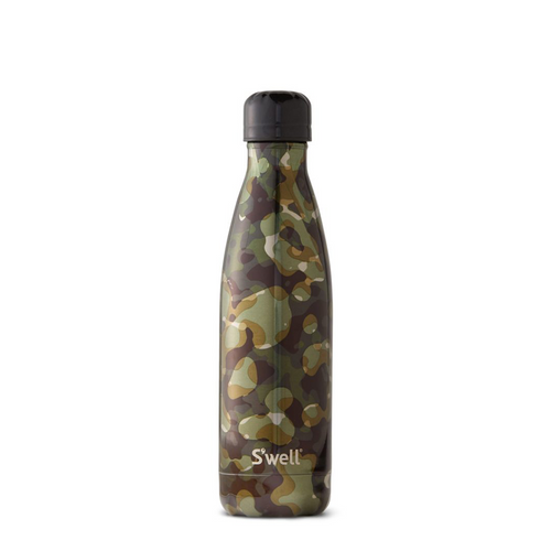 S'well Insulated Stainless Steel Water Bottle - Incognito - 17oz