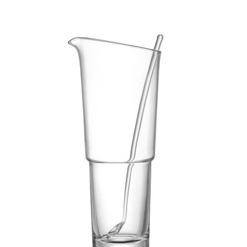 LSA Cocktail Clear Jug & Stirrer, 54.1 fl oz