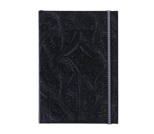 Christian Lacroix Paseo Black Notebook - Large