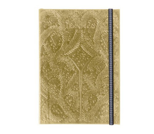 Christian Lacroix Paseo Gold Notebook - Large