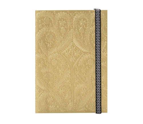 Christian Lacroix Paseo Gold Notebook - Medium