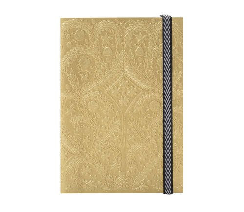 Christian Lacroix Paseo Gold Notebook - Medium
