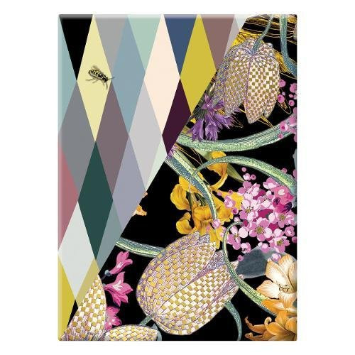 Christian Lacroix Orchid's Mascarade - Boxed Notecards