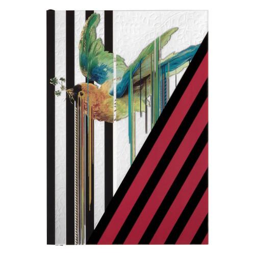 Christian Lacroix A5 Idylle en vol Layflat Notebook - Medium