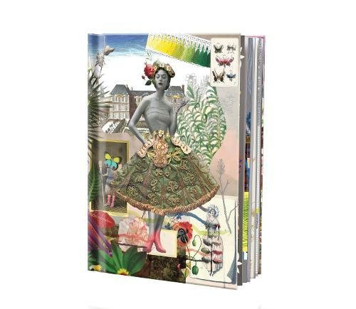 Christian Lacroix B5 Fashion's Seasons Journal - Large