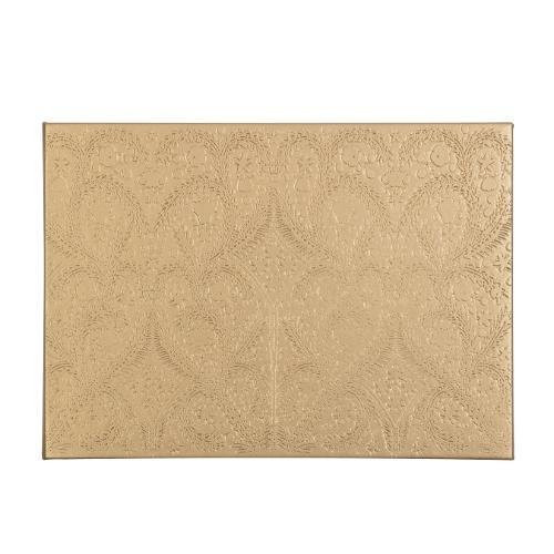 Christian Lacroix Paseo Gold Guestbook - Large