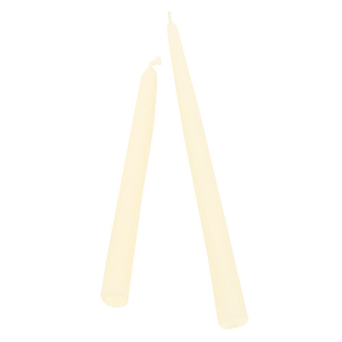 """Root Candles 9"""" Tapers-Ivory"""