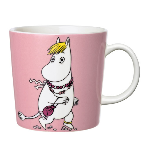 Moomin Mug 10oz Snorkmaiden Pink