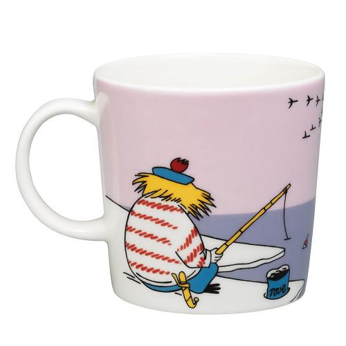 Moomin Mug 10oz-Tooticky Violet