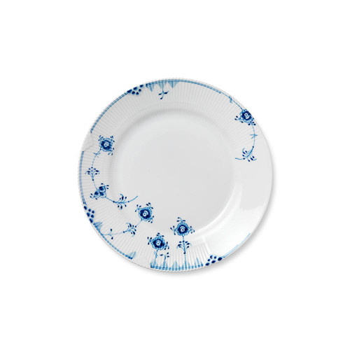 "Royal Copenhagen Blue Elements Dinner Plate, 11"""